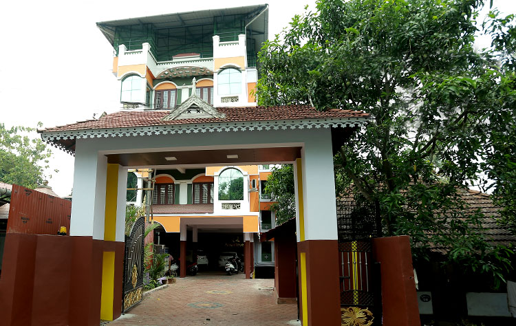 ayurveda office